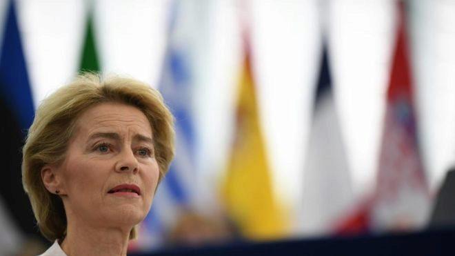 La gran promesa de Von der Leyen: habrá un SMI europeo si preside la Comisión
