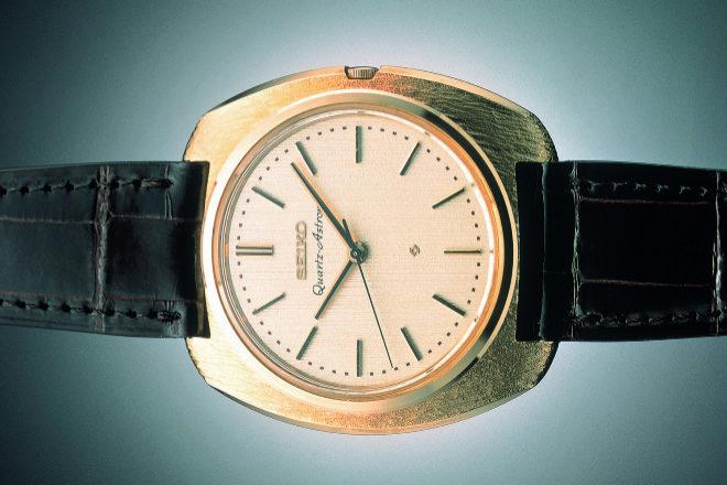 50 AñosExpansión Primer Reloj Cuarzo Cumple Seiko AstronEl De 6fy7gYbv