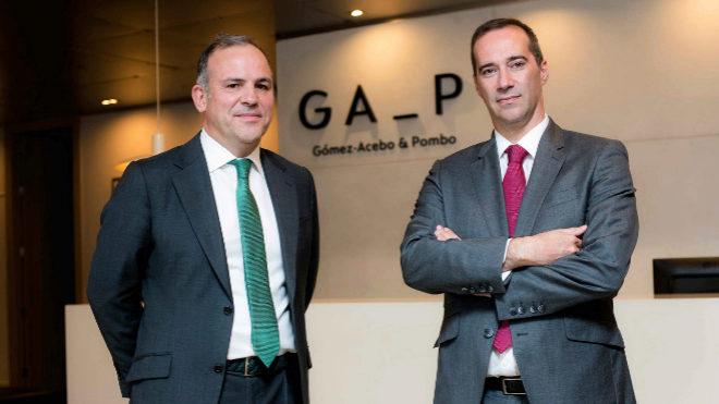 Francisco Pérez Bes, secretario general de Incibe, se une a GA_P