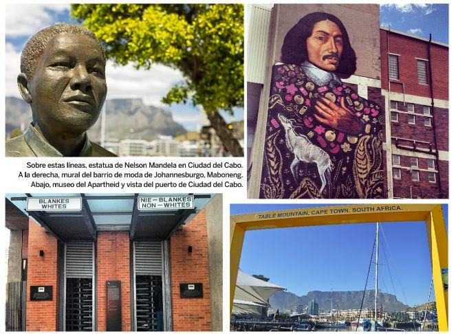 El rugido urbanita de Sudáfrica