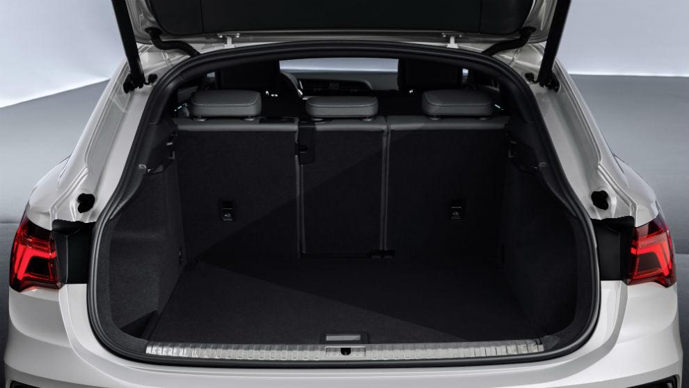 Audi Q3 Sportback: Con traje de coupé