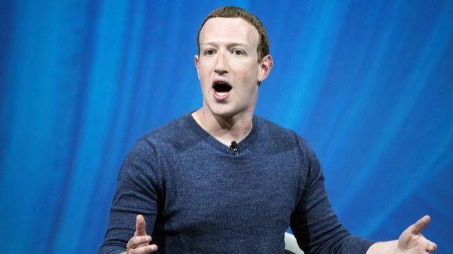 Multa a Facebook con 5.000 millones de dólares