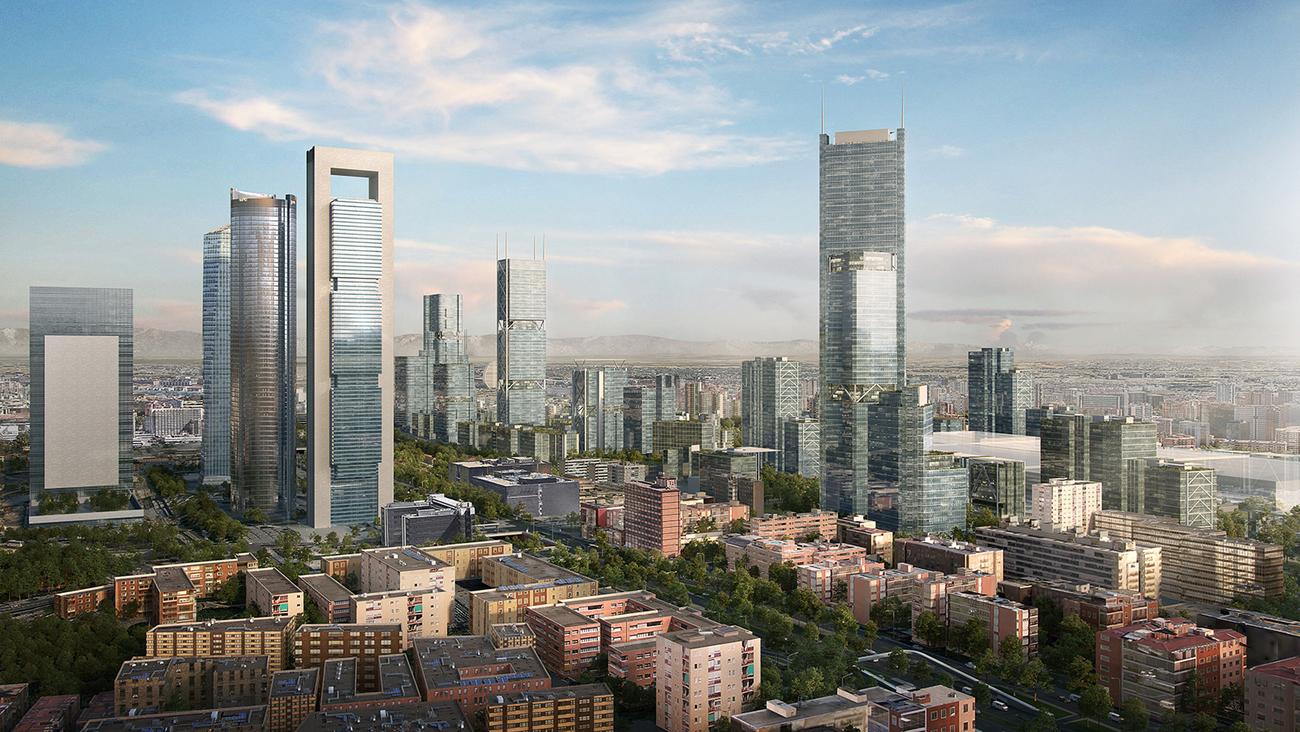 25 años después de su inicio, el Ayuntamiento de Madrid, liderado...
