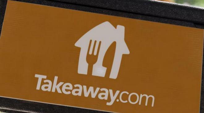 Logo de la holandesa Takeaway.
