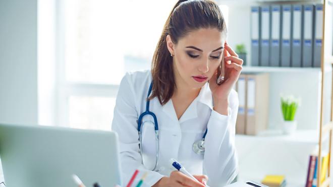 La sanidad es una de las áreas más prometedoras para los sistemas de...