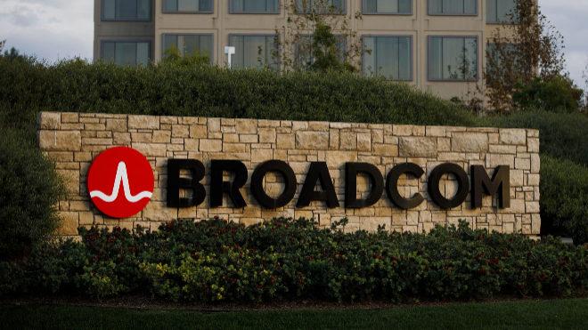 Sede de Broadcom.