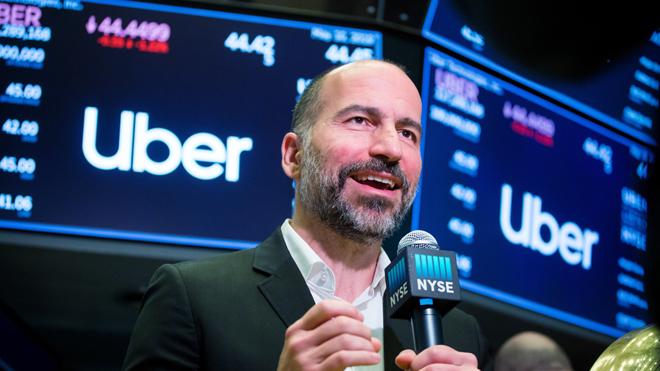 Uber acumula 6.229 millones de dólares en pérdidas entre enero y junio