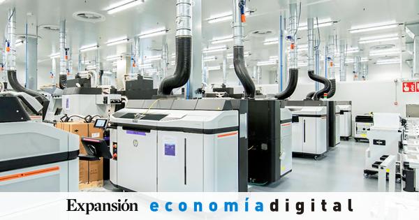 La Fabricación 3D Llega A La Industria