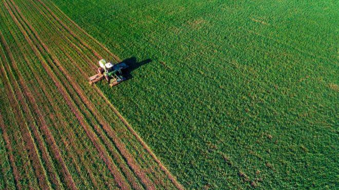 El campo, cuarto sector más contaminante, en busca de una ...