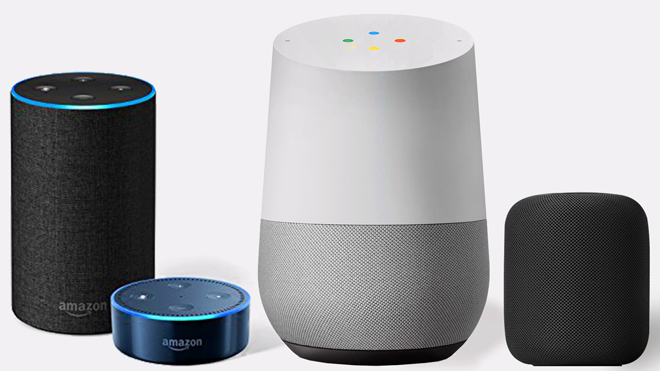 En 2018 se lanzaron en España los altavoces inteligentes de Amazon,...