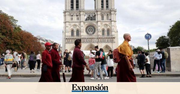 Francia: el paro en mínimos desde 2009 y la inflación, en el 1,1%