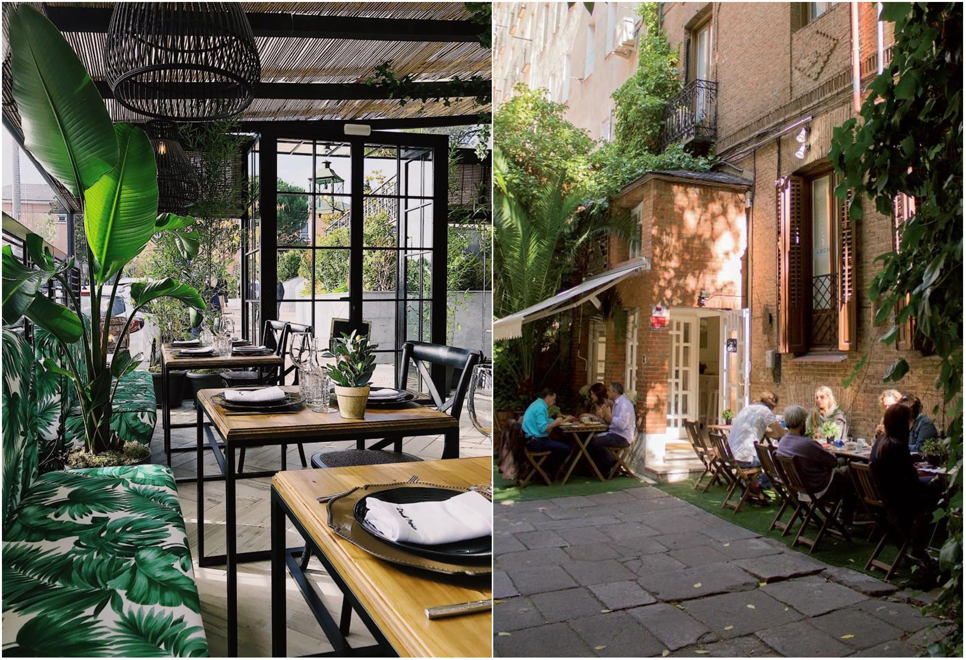 Las 15 Terrazas Más Bonitas De Madrid Para Cenar Por Menos