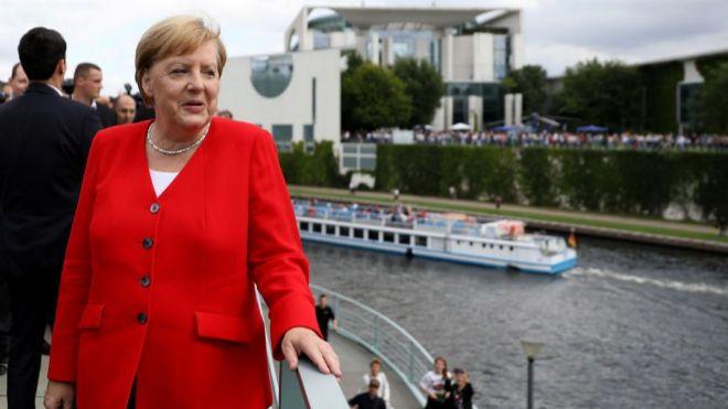 Alemania se encuentra al borde de la recesión, según su banco central
