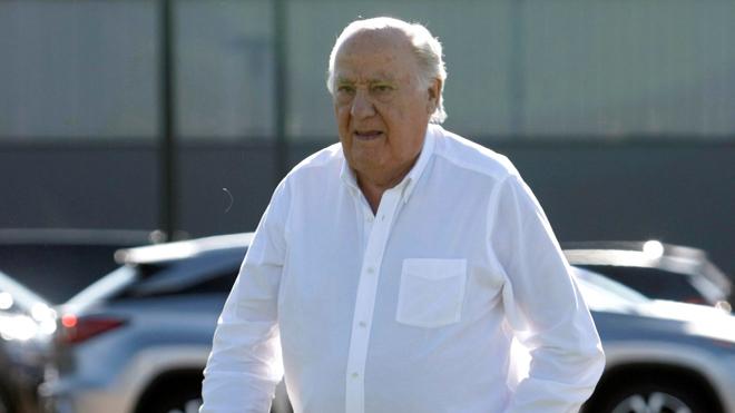 Amancio Ortega compra un edificio cerca de la Casa Blanca