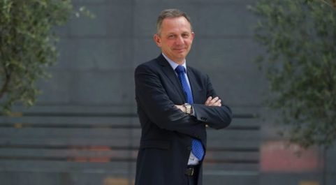 Enrique Lores asumirá el puesto de consejero delegado de HP el...