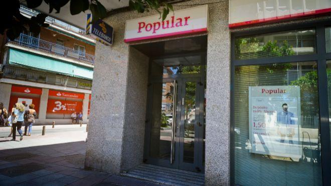 Santander España cerrará en los dos próximos meses el 16% de su red