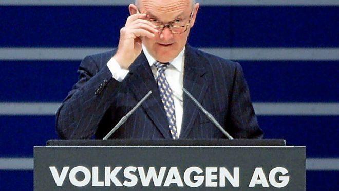 Ferdinand Piëch dirigió Volkswagen entre 1993 y 2002.