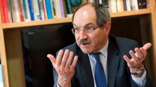El presidente de Ametic Pedro Mier.