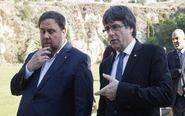 Imagen de archivo del expresidente de la Generalitat, Carles...