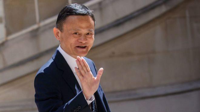 El fundador del Grupo Alibaba, <HIT>Jack</HIT>...