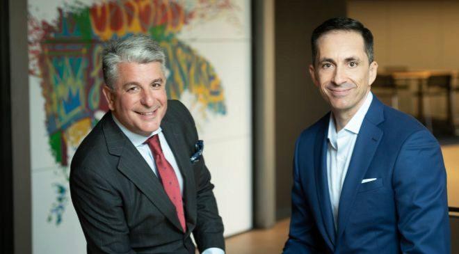 Juan Pedro Moreno, presidente de Accenture España, Portugal e Israel...