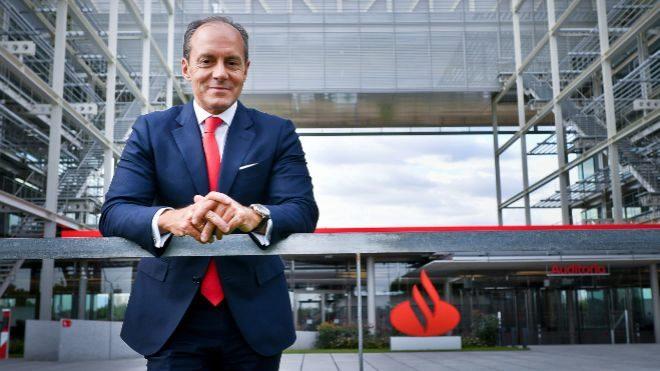 Rami Aboukhair, consejero delegado de Santander España: \