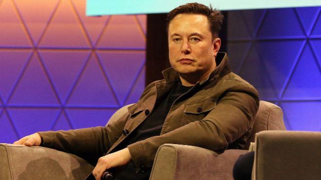 El empresario sudafricano Elon Musk.