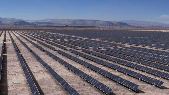 Parque fotovoltaico de Solarpack.