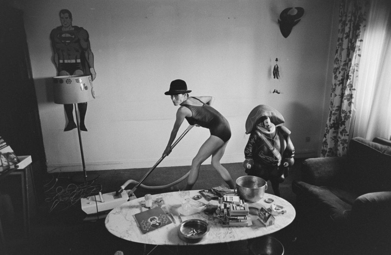Carlos Saura fotógrafo, la exposición que recoge la faceta menos conocida del cineasta