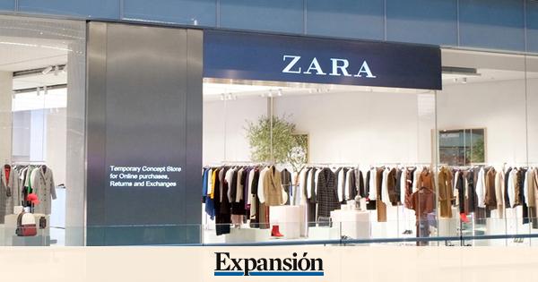 Inditex crece el doble que el sector textil en España