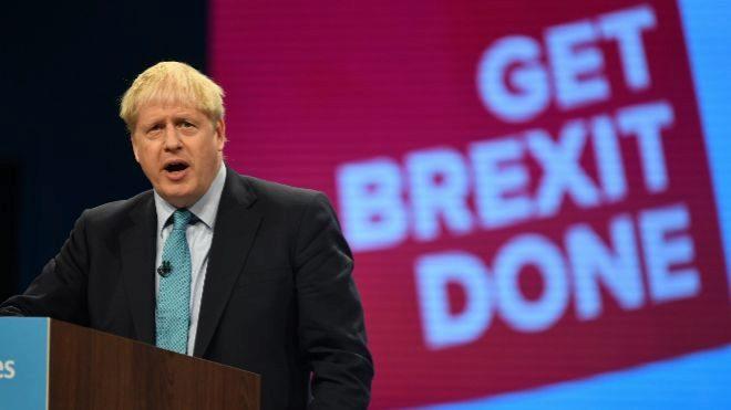 Ultimátum de Boris Johnson a la UE: mi plan del Brexit o el caos | Política