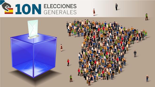 Resultados elecciones generales 2019   Así fue la jornada electoral