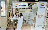 Punto de venta de luz y gas de Repsol.