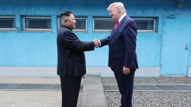 Delegaciones de Estados Unidos y Corea del Norte conversan en Estocolmo