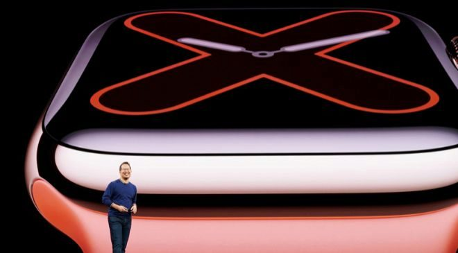 El Apple Watch Series 5 estrena la pantalla Always-On Retina.