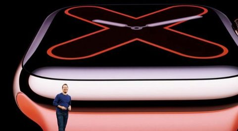 El Apple Watch Series 5 estrena la pantalla Always-On Retina.