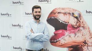 Albert Bosch, CEO y cofundador de Housfy.