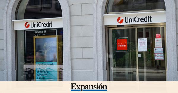 UniCredit Cobrará A Los Particulares Por Los Depósitos En