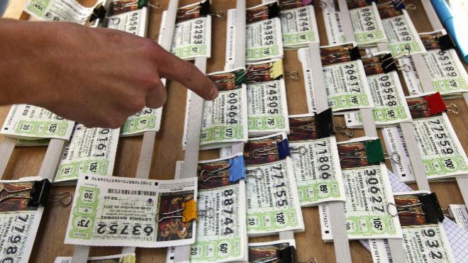 Loterías, el último resquicio legal para blanquear capitales
