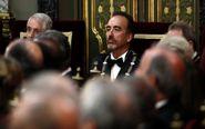 El magistrado del Tribunal Supremo Manuel Marchena (c).