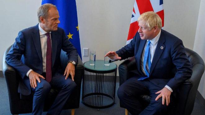 La UE y Reino Unido llegan a un acuerdo sobre el Brexit