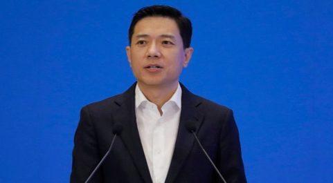 Robin Li, presidente y cofundador de Baidu.