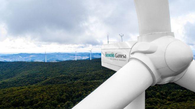 Siemens Gamesa, la única opción de compra en el sector para Société