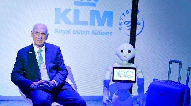 Paul Elich, director de Sistemas de KLM