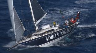 El Adrián Hoteles Macaronesia en la Middle Sea Race 2019. | KURT...