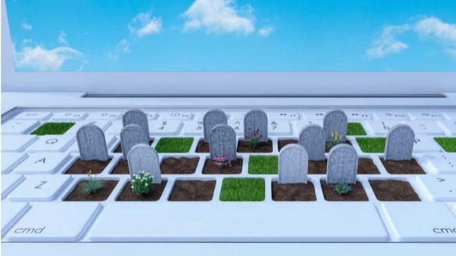 Cementerio digital