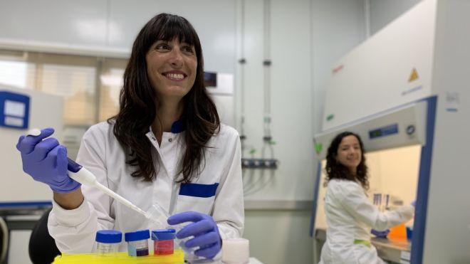 Mercedes Vila, cofundadora y CTO de Biotech Foods.