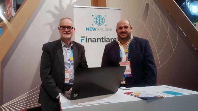 Xavier Capellades y Julio Alfaro, socios de Newralers.