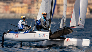 Sailing Energy / World Sailing