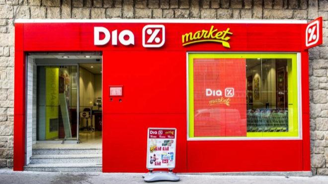 Los supermercados DIA multiplican por once sus pérdidas entre enero y septiembre